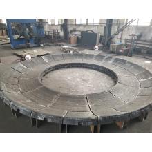 Recubrimiento de recubrimiento duro compuesto bimetálico Recubrimiento de pulido