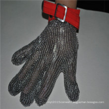 Cut resistant accessory stainless steel wire safety glove