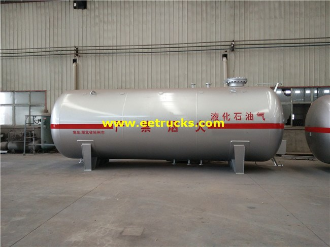 35 CBM ASME LPG Tanks