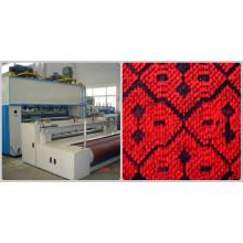Línea de producción de patrones