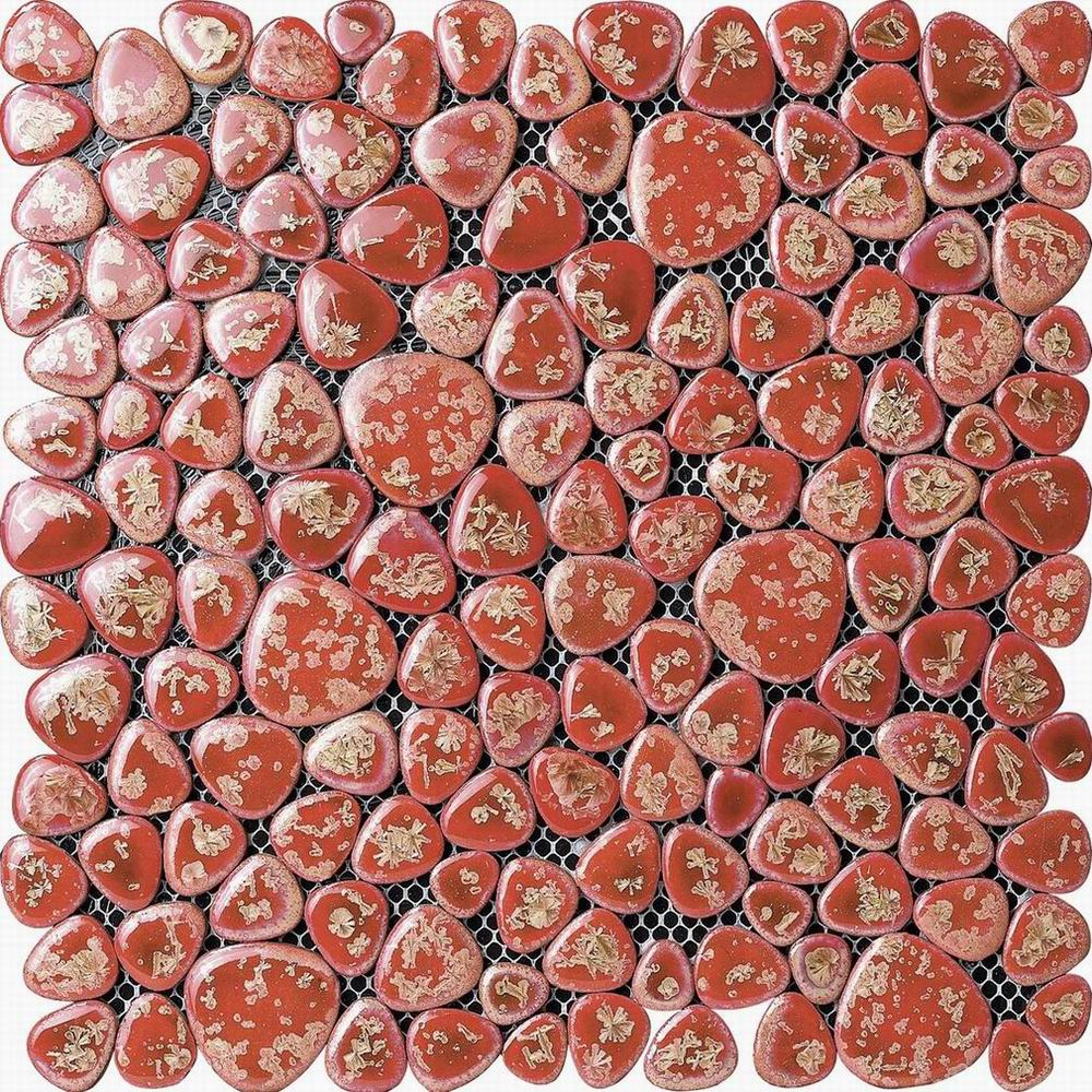 Glazed Ceramic Mosaic Tile