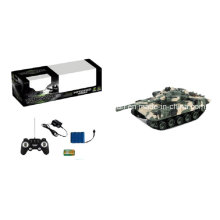R/C Tank (rechargeable batteries included) Military Toy