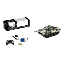 R / C Tank (pilhas recarregáveis incluídas) Militar Toy