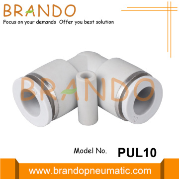 3/8 '' Union Elbow Quick Connect pneumatische slangfitting