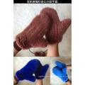 Exquisitos guantes de seguridad de piel reales