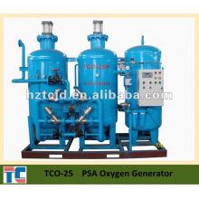 PSA Sauerstoff-und Stickstoff-Gas-Anlage Energie sparen Typ China Manufacutre