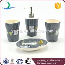 Caja de jabón de baño de cerámica