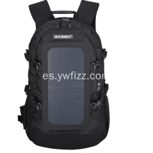 Venta al por mayor Custom Outdoor Solar Backpack