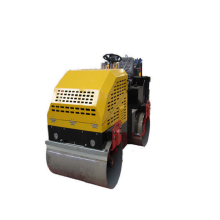 Double Drum Soil Compactor Diesel Engine