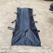 Mortuary PVC Disposable Dead Funeral Cadaver Cross Funeral Body Bag
