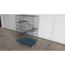 Golden Supplier 3 Tier Cat Show Cage