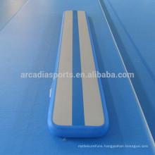 Wholesale Traning Air Beam Inflatable Gymnastics Balance Beam