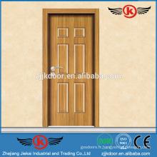 JK-MW9012 salle de confort panneau de porte en mélamine