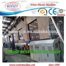 línea de producción de tubería de PP PE PPR plástico