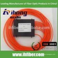 1 * 8 MM Multimode FBT Faser Optischer Splitter SC ST FC Stecker