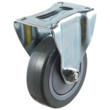 Roulette en PU de type moyen (KMX1-M23)