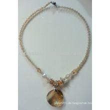 Kristall Halskette