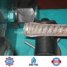 Máquina de forjado de fábrica Máquina de roscar paralela eléctrica portátil final de enhebrado