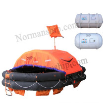 Type A liferaft with cheap price CCS/EC/GL/ZY Solas 20 person throwing inflatable liferaft