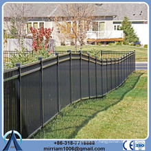 Post 60*60mm cheap wrought iron fence panels