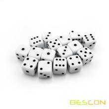 High Quality Wholesale Small Size Acrylic Dice of 10MM