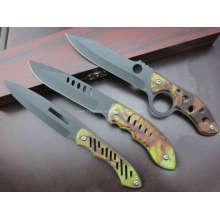 Alumínio Handle Army Knife (SE-066)
