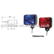 Policía alerta moto luz Hid luz de Xenon (TBDGA416a)