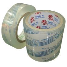 Película de laminación BOPP (33um) para laminación con etiquetas de papel impreso en serigrafía.