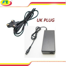 portable electric scooter battery charger 42v2a for self balancing electric scooter