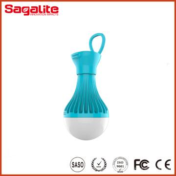 Bulb Design Productos al aire libre Linterna LED recargable