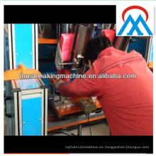 china 2 ejes doble tufting cabezas escoba fabricación máquina fabricante