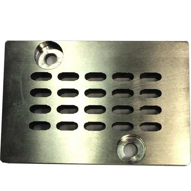 stainless steel parts CNC machining