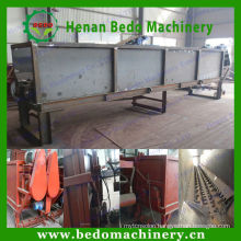 Tree Bark Peeling Machine Double Roller Wood Peeling Machine