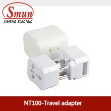 Adaptador de múltiples funciones del enchufe y del zócalo del recorrido con RoHS del CE 1 año de garantía