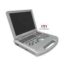 Laptop medical ultrasound instruments 3D/4D  Color Doppler 128 elements ultrasound machine