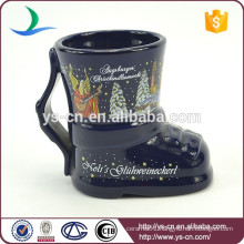 YScc0029-03 Ceramic Witch Small Mugs For Boys In Christmas Holiday