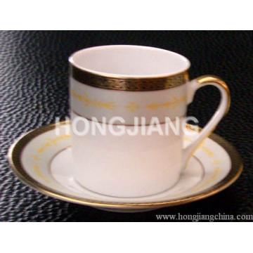 Cup & Saucer (HJ021004)