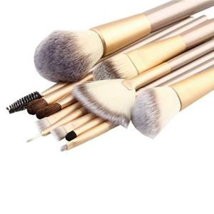 Nicht Tierquälerei Make-up Pinsel Set