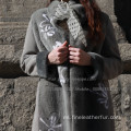 Lady Winter Overcoat para España Merino Shearling