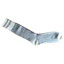 Calcetines de los deportes de la rodilla de los hombres de los hombres con la lana (wkn-02)