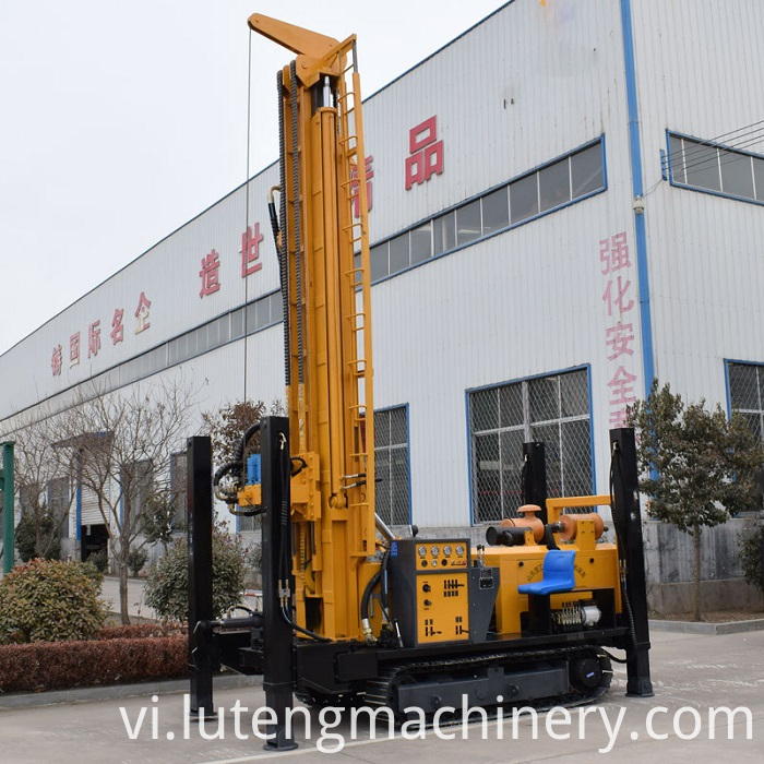 Hydraulic Type Well Drilling Machine