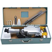 65mm 1520w Portable Mini Concrete Rock Demolition Hammer Jack Hammer Handheld Small Heavy Power Electric Hand Breaker