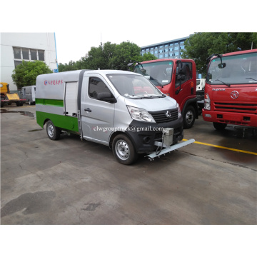 Changan brand 1ton Small street high pressure cleaning truck