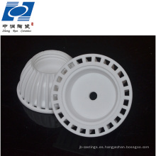 Portalámparas de cerámica E27 pequeño Soporte de lámpara de cerámica LED /