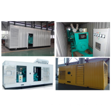 Permanent Magnet Generator With ATS Remote Control