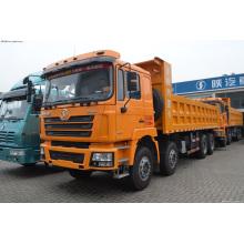 Camião basculante Shacman F3000 8X4, Camião basculante com 12 rodas