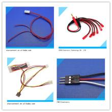 Производство jst Разъем электрического провода с высоким качеством