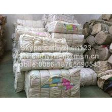 tejido estampado de algodón y poliéster