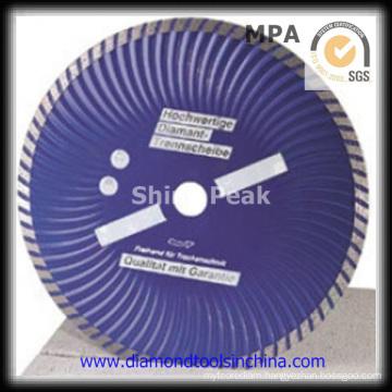 110mm Turbo Diamond Saw Blade for Ceramic Cutting
