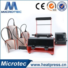 Hot Selling 6 in 1 Sublimation Digital Mug Press Heat Transfer Machine Cheap Price